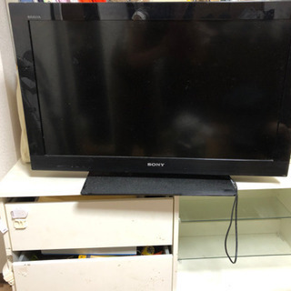 テレビ、テレビ台セット