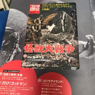 ゴジラ DVD  300円