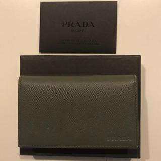 プラダ  PRADA カードケース(名刺入れ)23区内、千葉まで...