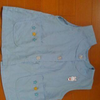 諏訪市立保育園の夏制服 Lサイズ
