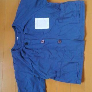 諏訪市立保育園 冬の制服 Sサイズ