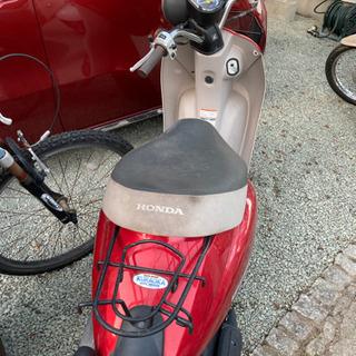 トゥデイ 自賠責R3年3月まで 原付 低走行距離 動作問題なし - バイク