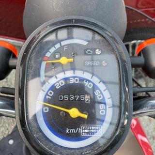 トゥデイ 自賠責R3年3月まで 原付 低走行距離 動作問題なし - 熊本市