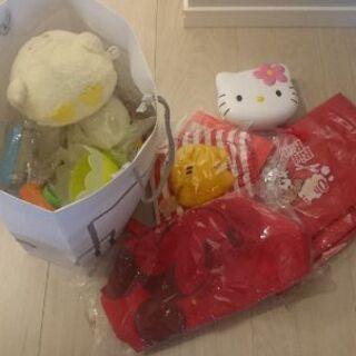 子供向け 鞄、おもちゃ等