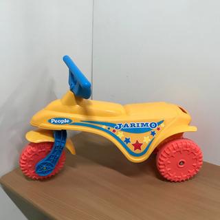 ピープル  公園レーサー ジャリモ キックバイク 乗用玩具