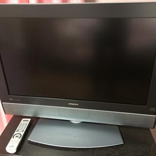【ジャンク】32型液晶テレビ 日立WOOO  W32L-HR9000