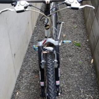 スパイク 付自転車 GIANT ATX840S