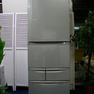R2159) TOSHIBA 東芝 5ドア 冷凍冷蔵庫 426L...