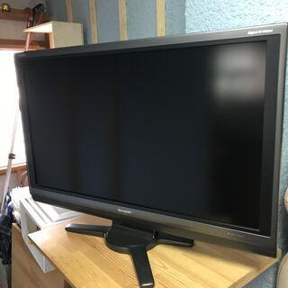 終了しました ジャンク SHARP液晶テレビ40インチ 差し上げます