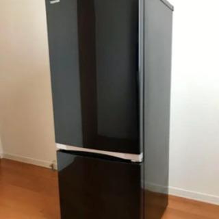 【ネット決済】TOSHIBA GR-M15BS(K) 冷蔵庫 一...