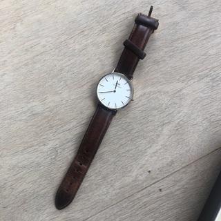 daniel wellingtonの腕時計