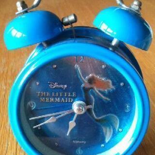 ディズニー アリエル時計