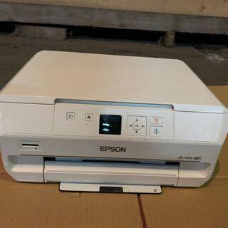 2015年 EPSON インクジェットプリンター  EP-707...