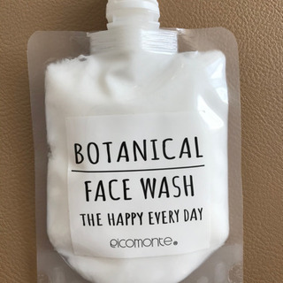 新品✨ボタニカルフェイスウォッシュ洗顔料