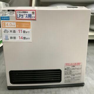 RINNAI LPガスファンヒーター 2017年製 SRC-364E