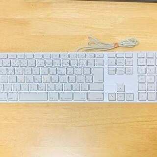 Apple 純正フルサイズキーボード A1243 動作確認済み