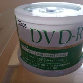 【ネット決済・配送可】【 G-TOPS 】 DVD-R PC デ...