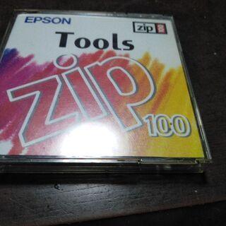EPSON  zip Tools ディスク100