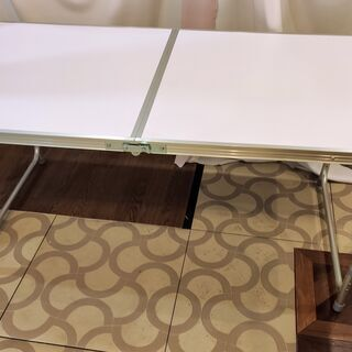 DesertFox アウトドア 折りたたみ テーブル 120×6...