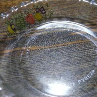 パイレックス お皿 16センチ2枚