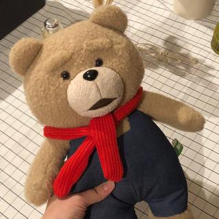 テッド熊のぬいぐるみ