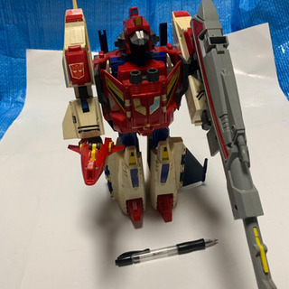 TAKARA  戦え超ロボット生命体トランスホーマー