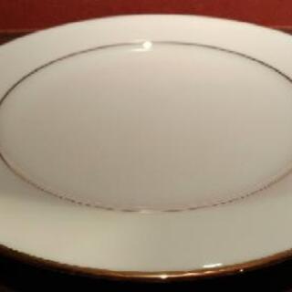 【古食器ガレージセール】ノリタケ 21cm 洋皿 6枚