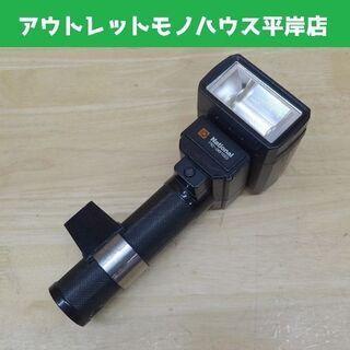 カメラ用品★ナショナル ストロボ PE-381SG 外光オートタ...