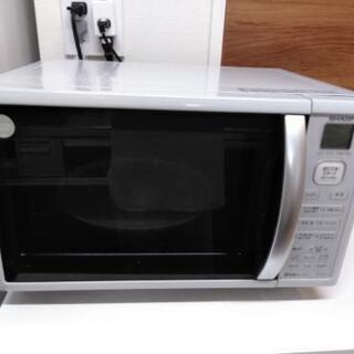 【ネット決済】電子レンジ オーブン機能つき!