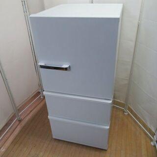 JKN1652/冷蔵庫/3ドア/右開き/ホワイト/自動製氷/ファ...