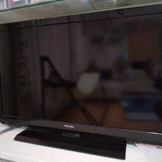 TOSHIBAテレビ40A2 ジャンク品 will not…
