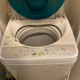 洗濯機 2011年製