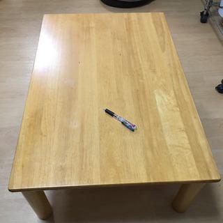 ローテーブル 500円