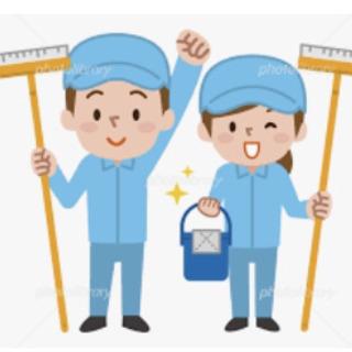 清掃員.作業員募集😊3ヶ月更新、登録制