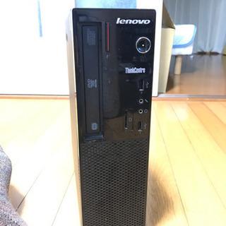 小型PC レノボ Thinkcentre CPU 3.4GHz ...