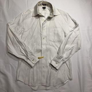 ポールスミス ストライプシャツ メンズ Sサイズ