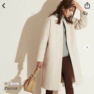 pierrotのコートの画像