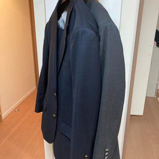 メンズ ビジネススーツ オーダー セットアップ 3L 2セット 超美品