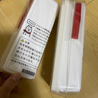 【受け取り者決定】お弁当箱 ランチボックス ソフトバンク - 生活雑貨