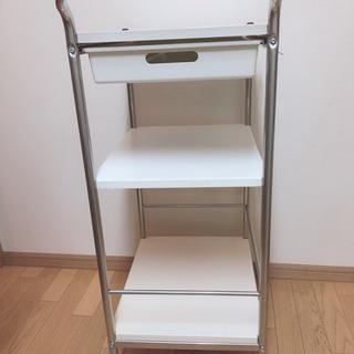 IKEA3段ワゴンラック