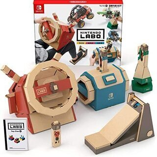 【未開封新品】Nintendo Labo Toy-Con 03:...