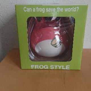 FROG STYLE 陶器バンク