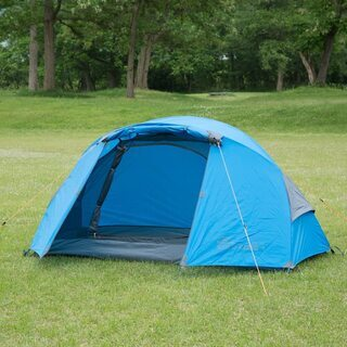 【新品】 テント ソロドーム 1人用  収納ケース付 コンパクト収納