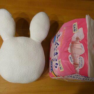 【取引完了】 ①授乳枕 と ②母乳パッド
