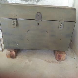 屋外用収納箱