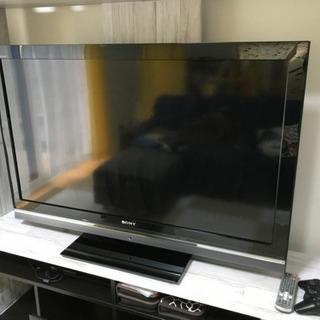0円SONY 46インチTV