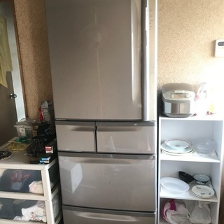 東芝2008 401L 冷蔵庫