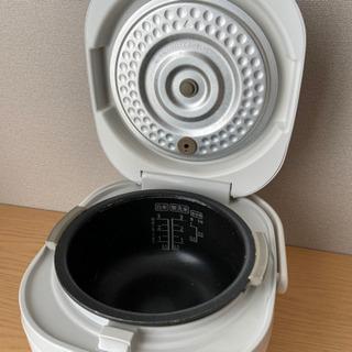 SHARP ジャー炊飯器 KS-F5E3 - 家電