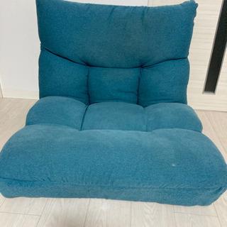 ニトリ、つながるポケットコイル座椅子(レガ YGR)