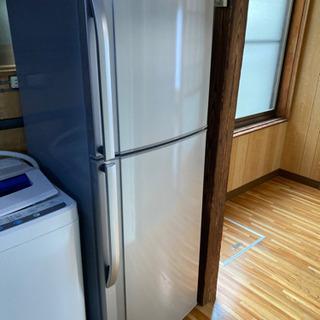冷蔵庫 清掃済動作確認済 現地引取り【大垣新町】 - 大垣市